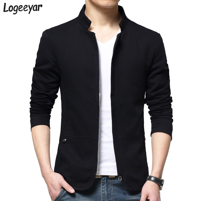 Slim Coat Casual Slim Jacket