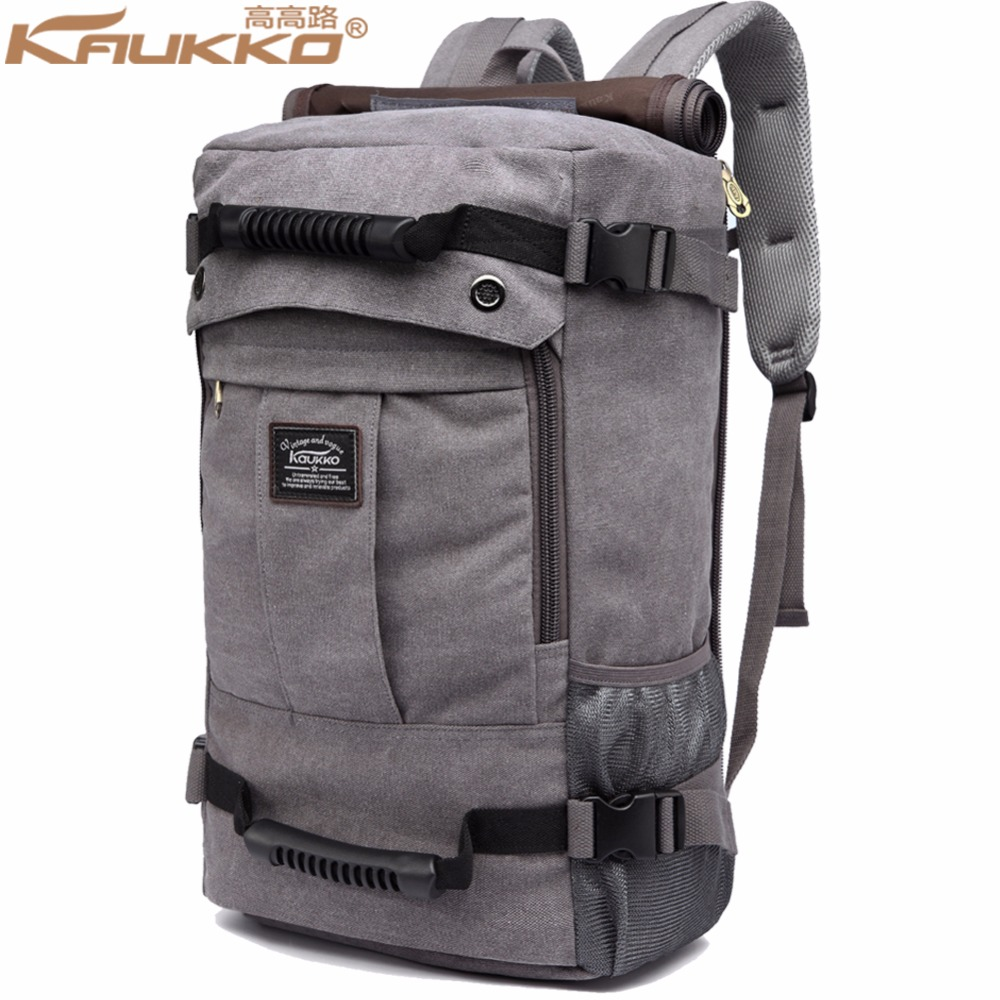 KAU Canvas High Capacity Travel Bag