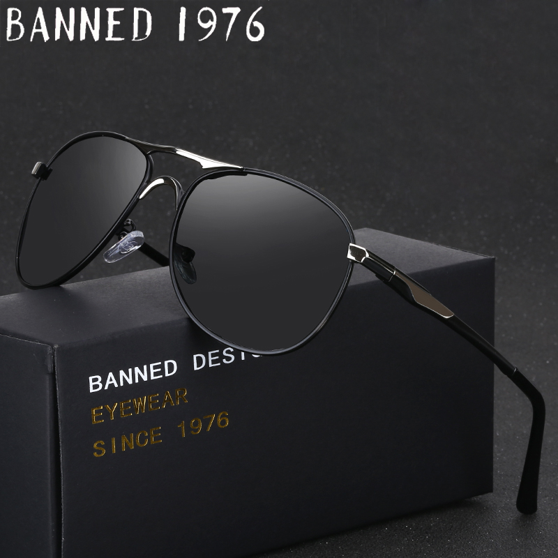 Banned Polarized Sunglasses