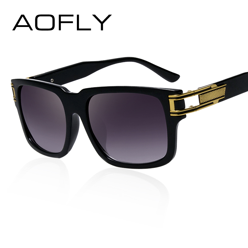 AO Fashion Sunglasses Male Vintage