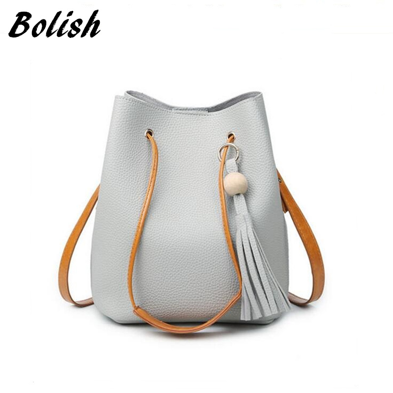 BLH Casual Tassel Womens Bag