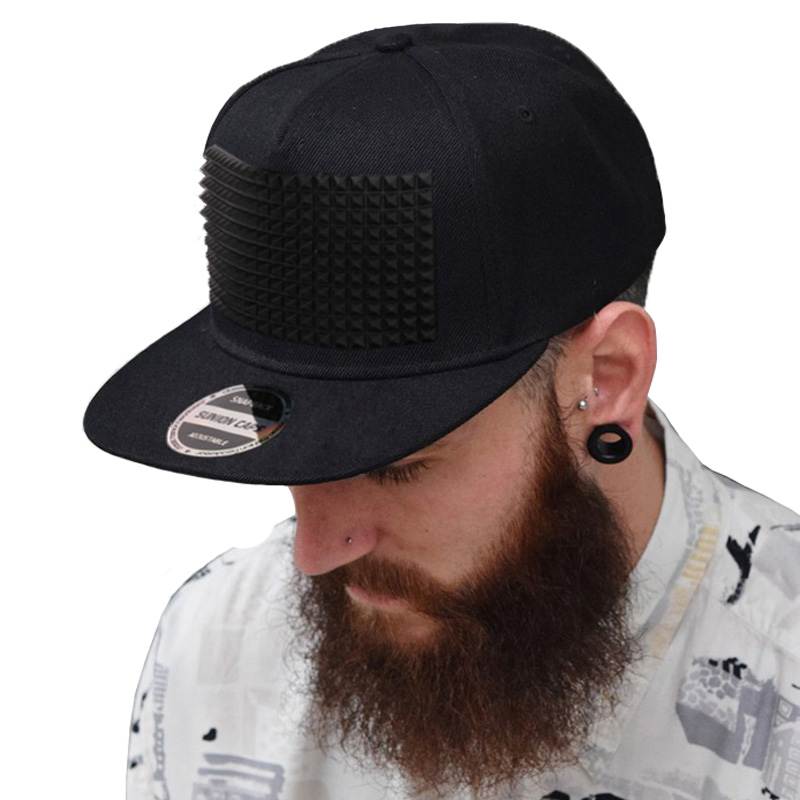 667a3bf515087  10.99 Select options · Soft Silicon Square Pyramid Snapback