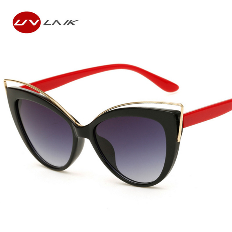 Lux Charm Cat Eye Sunglasses