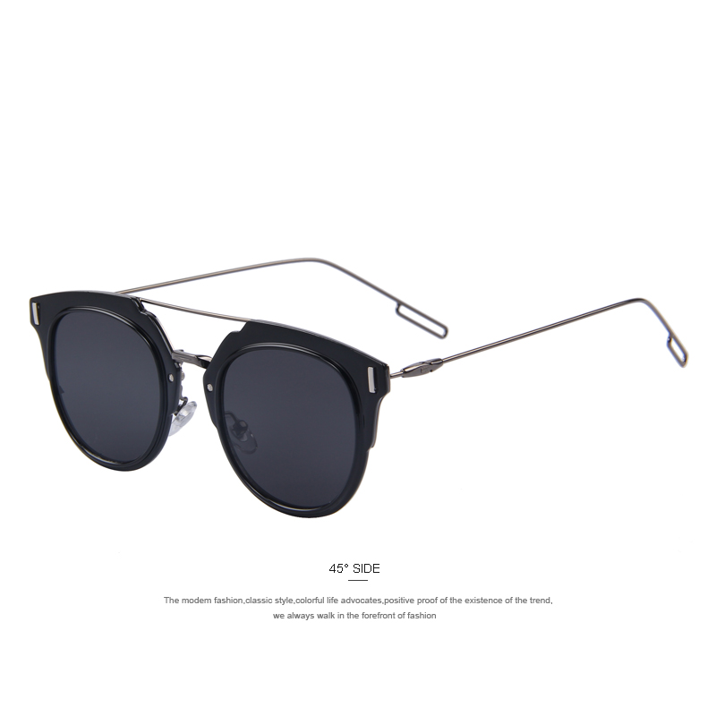 929234d53a62 ME Thin Wire Sun Glasses UV400 - KWNSHOP