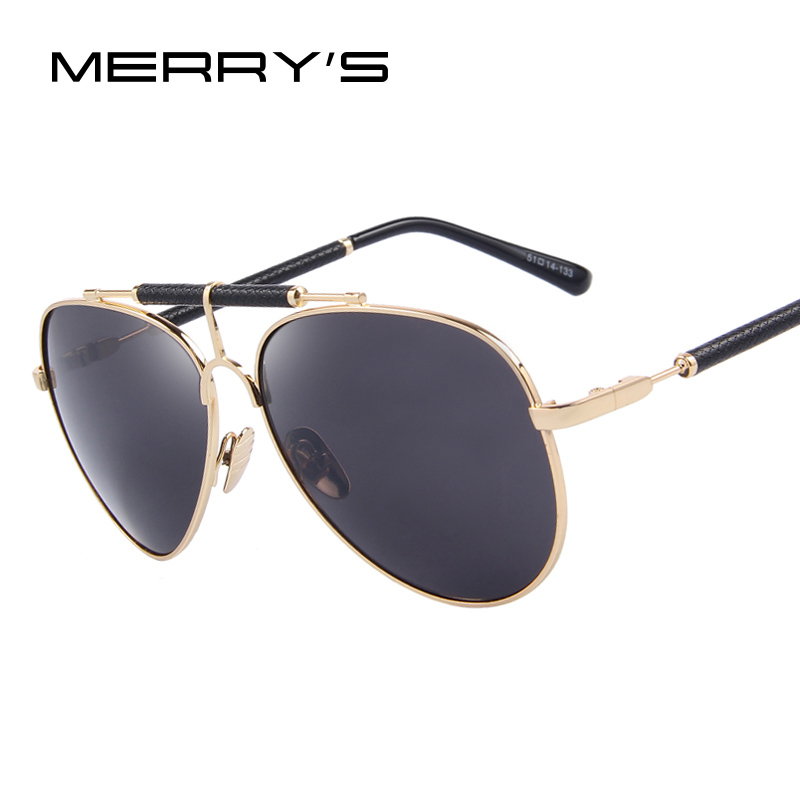 ME Luxury Mirror Alloy Frame Sunglasses UV400