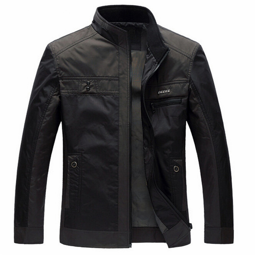 Thin Business Coat Casual Jacket Mens