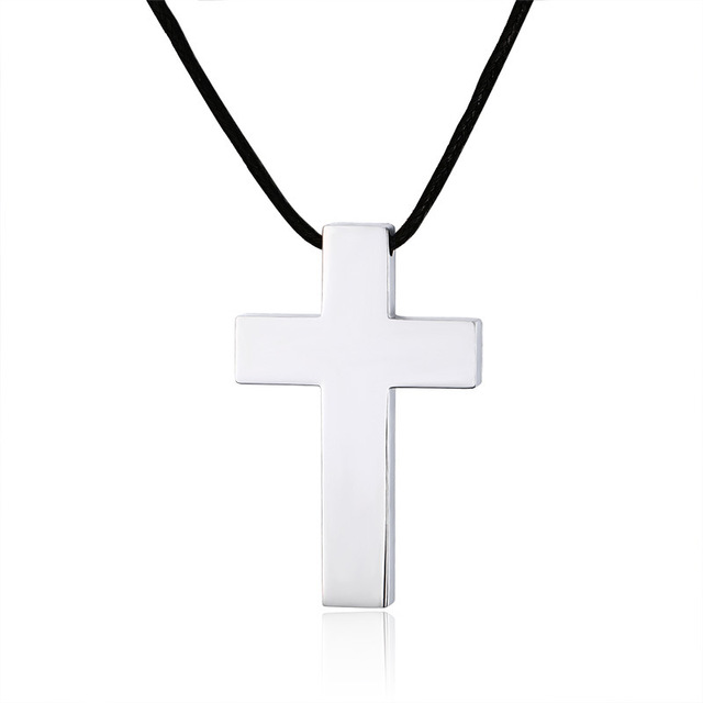 Copper stainless steel cross pendant necklace kwnshop aloadofball