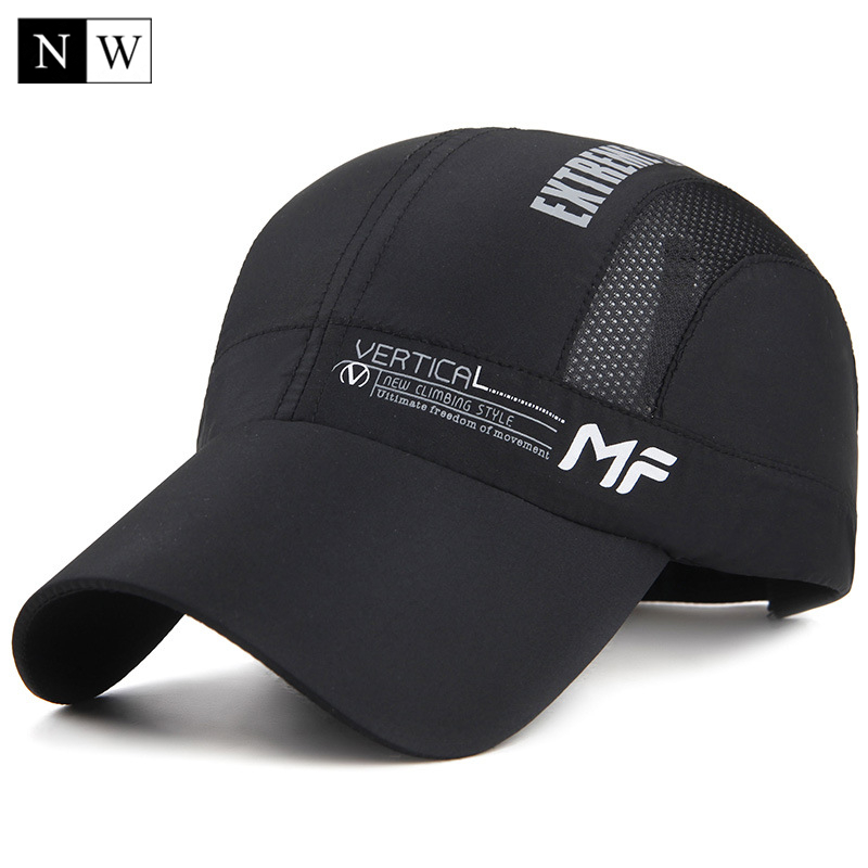 Vertical MF Breathable Ultra Thin Snapback