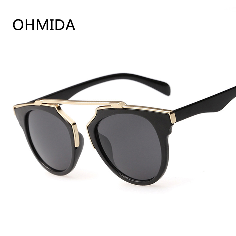 OHM Vintage Retro Mirror Sunglasses