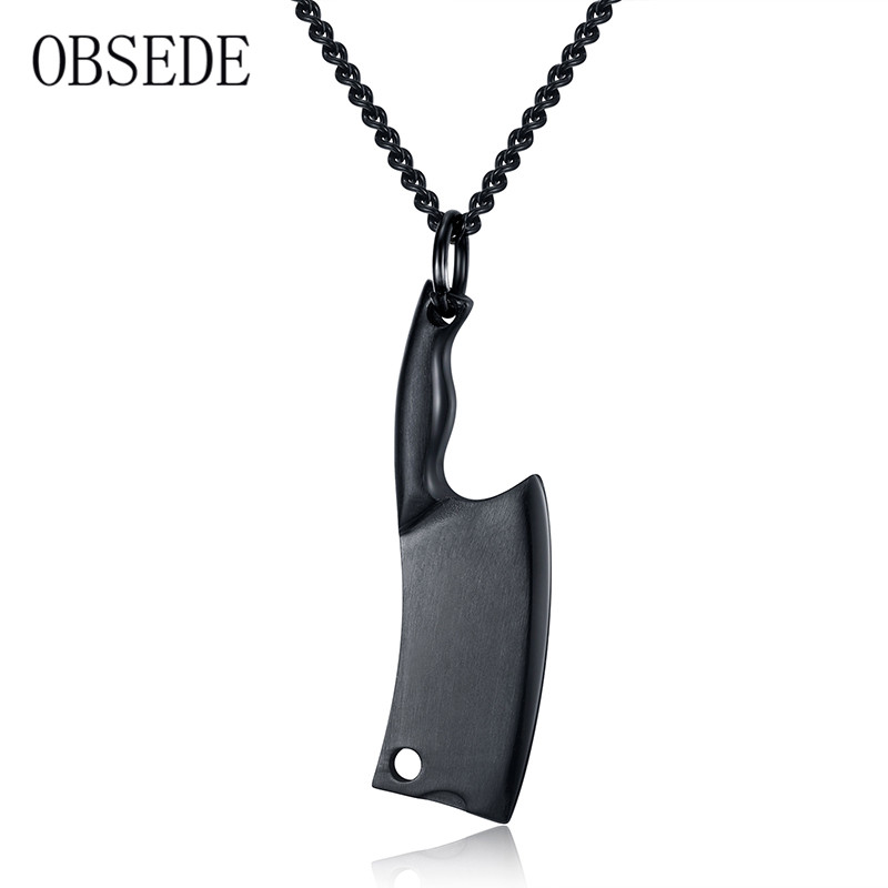 AX Mens Necklace