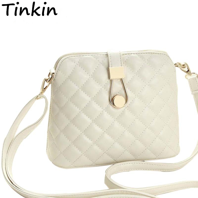 TKN Small Autumn Shell Shoulder Bag