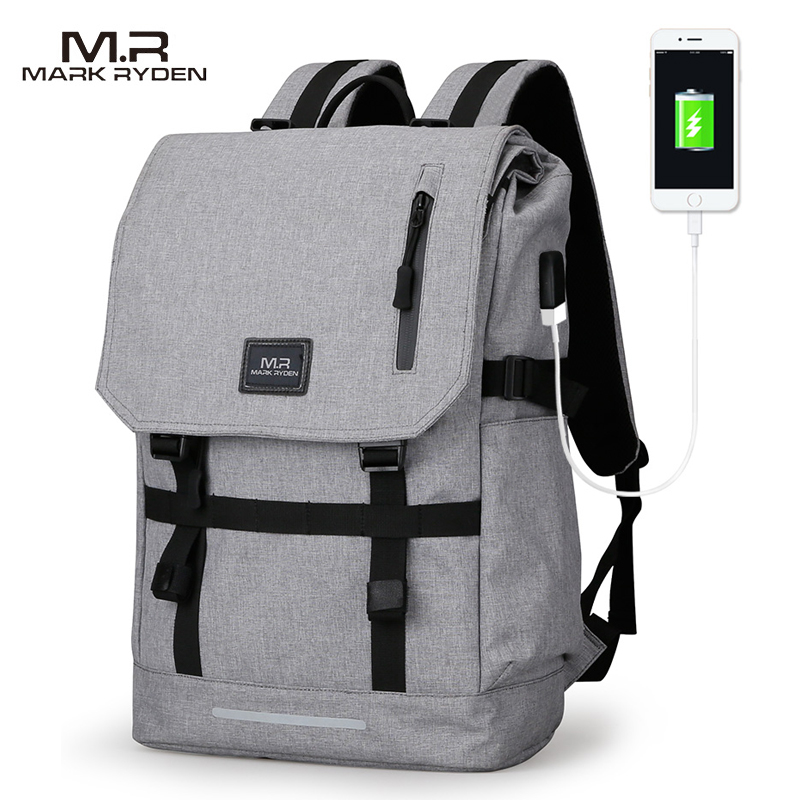 MR 16 Inch Laptop Large Capacity Backpack