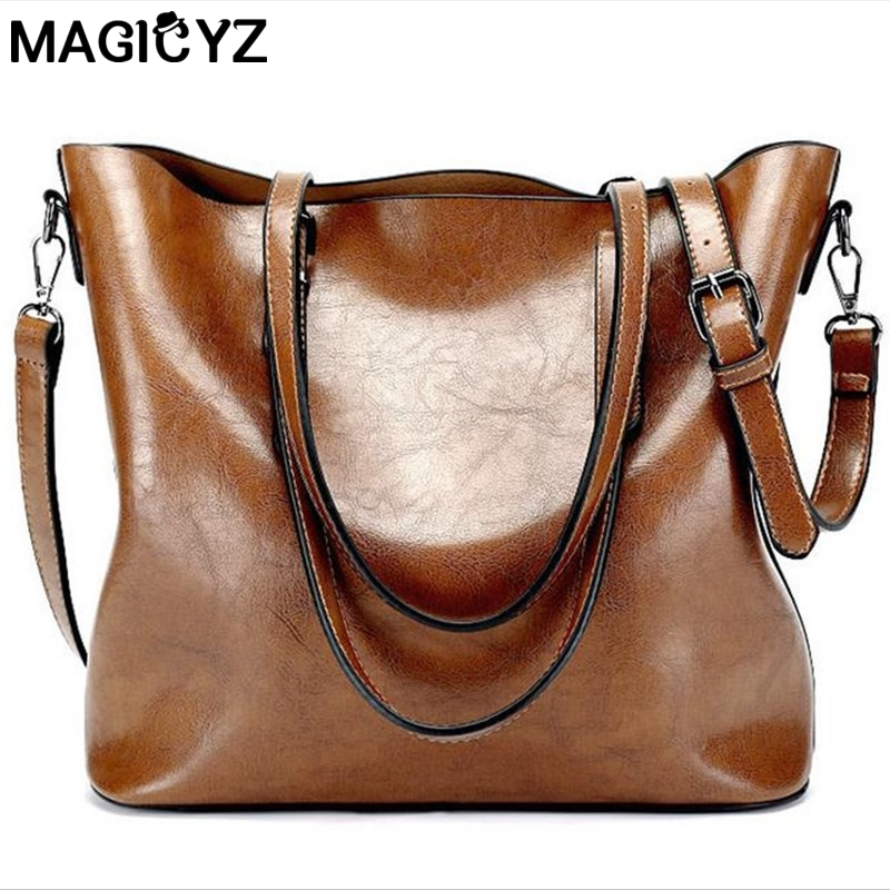Vintage Women's Tote Shoulder Bag