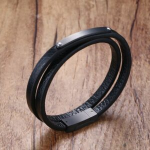 Stunning-Mens-Genuine-Leather-Double-Wrap-Around-Bracelets-Stainless-Steel-ID-Tag-for-Men-Women-Punk.jpg